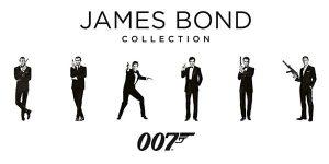 Colección 007 James Bond de 24 películas en Blu-ray