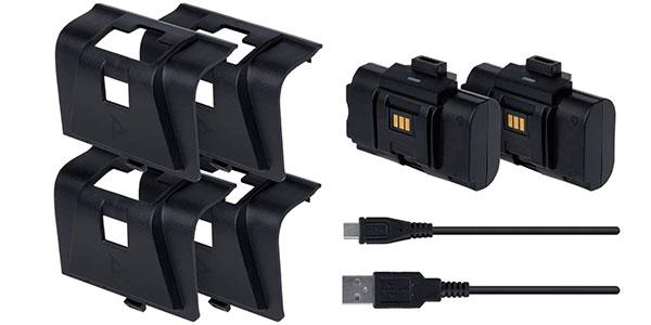 Kit carga y juega PDP para mandos de Xbox Series X y S barato