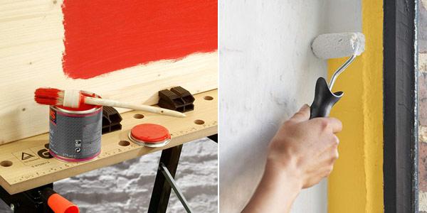 Set x17 Piezas para pintura doméstica chollo en Amazon