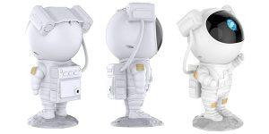 Lámpara LED de noche de astronauta barata en AliExpress