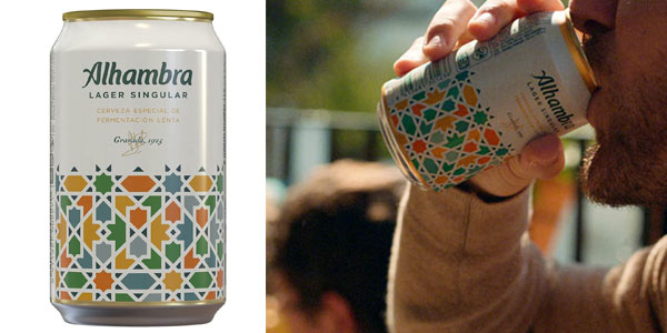 Cerveza Alhambra Lager Singular barata en Amazon