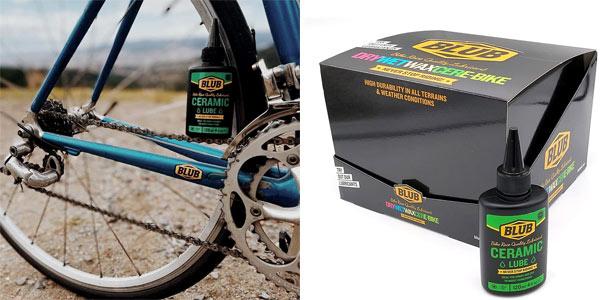 Lubricante Blub para cadenas de bicicletas de 120 ml chollo en Amazon