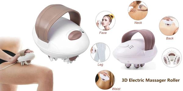 Masajeador corporal 3D SEZ chollo en AliExpress