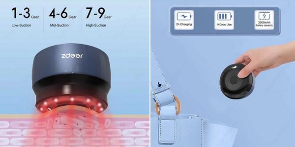 Masajeador inteligente Xiaomi de punto izquierdo chollo en AliExpress