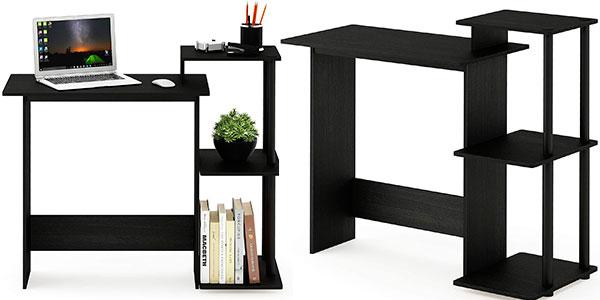Mesa de escritorio Furinno Efficient de 100 x 85 cm barata