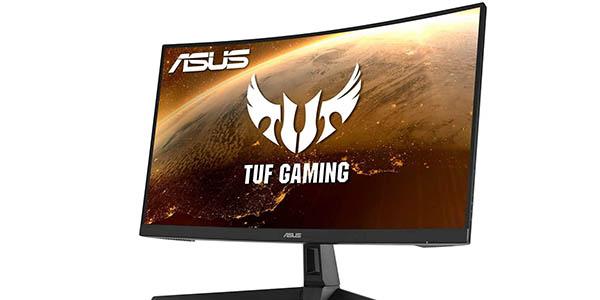 """Monitor gaming curvo Asus TUF VG27VH1B Full HD de 27"""" en Amazon"""