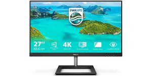 "Monitor Philips 278E1A/00 de 27"" UHD 4K"