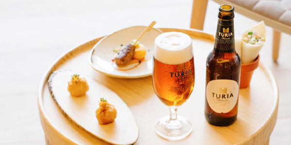 Pack x24 latas Cerveza Tostada Turia Märzen de 330 ml chollo en Amazon