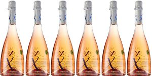 Pack x6 botellas Extrem de Bonaval Cava Reserva Rosado de 750 ml/ud barato en Amazon