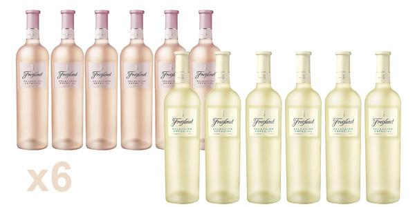 Pack x6 botellas vino Freixenet Selección Especial de 750 ml barato en Amazon