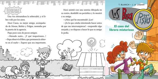 Pack Los BuscaPistas (1-3): El caso del castillo encantado | El caso del librero misterioso | El caso del robo de la Mona Louisa oferta en Amazon