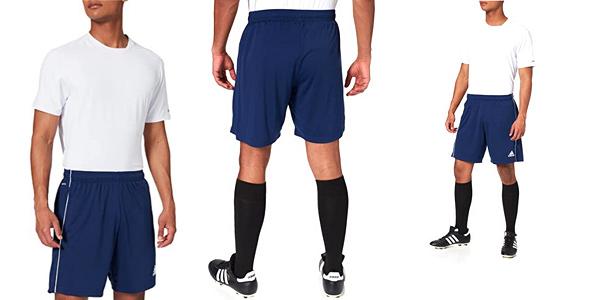 Pantalones cortos de deporte Adidas Core18 Training Shorts para hombre baratos en Amazon