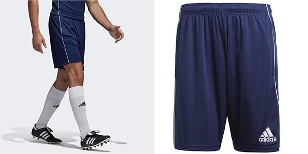 Pantalones cortos de deporte Adidas Core18 Training Shorts para hombre chollo en Amazon