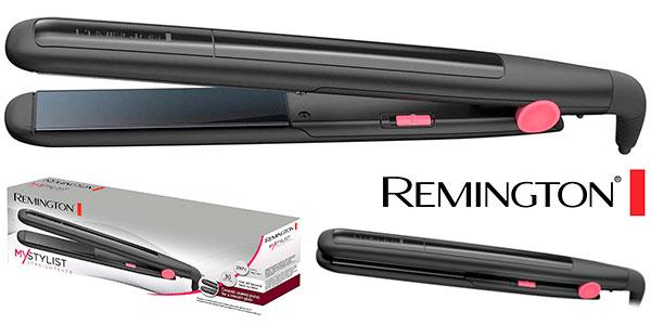 Plancha de pelo alisadora Remington My Stylist S1A100 en oferta