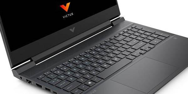 "Portátil HP Victus 16-e0004ns de 16,1"" FHD en Fnac"