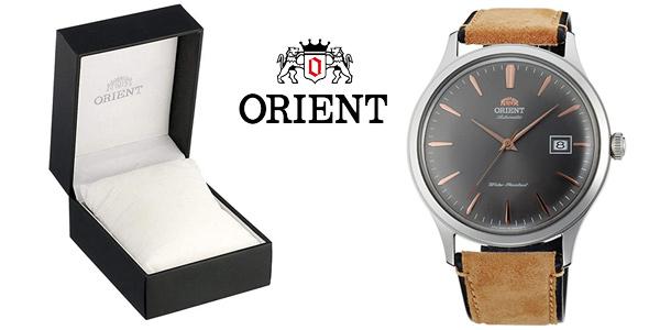 Reloj analógico automático Orient FAC08003A0 para hombre barato en Amazon