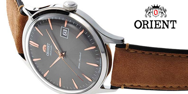 Reloj analógico automático Orient FAC08003A0 para hombre oferta en Amazon