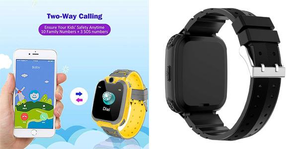 Reloj inteligente Winnes S6 para niños chollo en Amazon