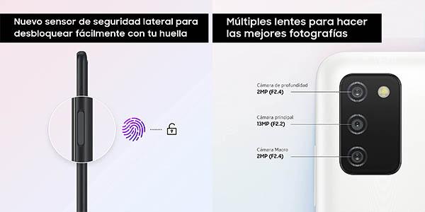 Samsung Galaxy A03s barato