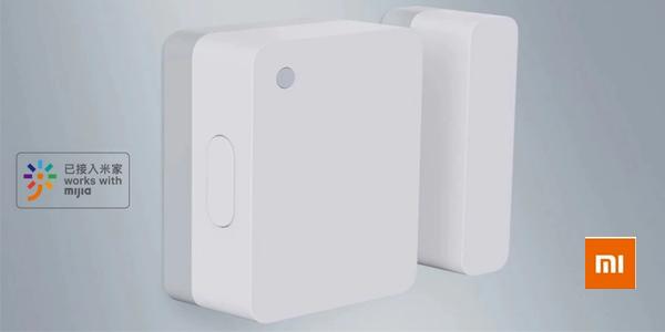 Sensor inteligente para puerta y ventana Xiaomi Mijia con Bluetooth barato en AliExpress