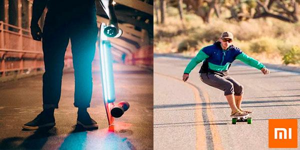 Skateboard eléctrico Xiaomi Acton con descuento