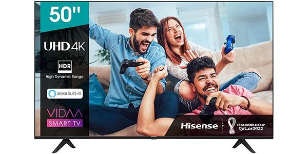 Smart TV Hisense 50AE7000F UHD 4K 2020