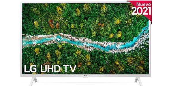 """Smart TV LG 43UP7690 ALEXA 2021 UHD 4K HDR IA de 43"""""""