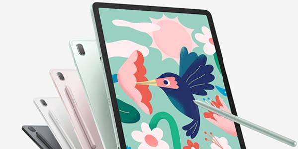 "Tablet Samsung Galaxy Tab S7 FE de 12,4"" barata"