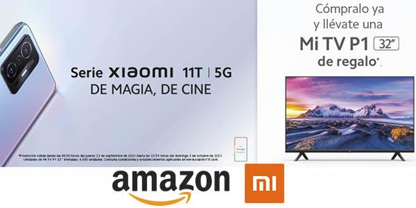 Xiaomi 11T/T Pro promoción