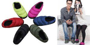 Zapatillas de casa unisex de algodón baratas en Aliexpress