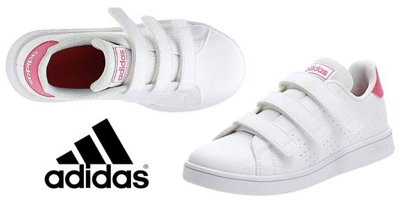 Zapatillas infantiles Adidas Tensaur baratas