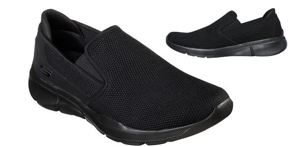 Zapatillas Skechers Equalizer 3.0-Sumnin para hombre baratas en Amazon