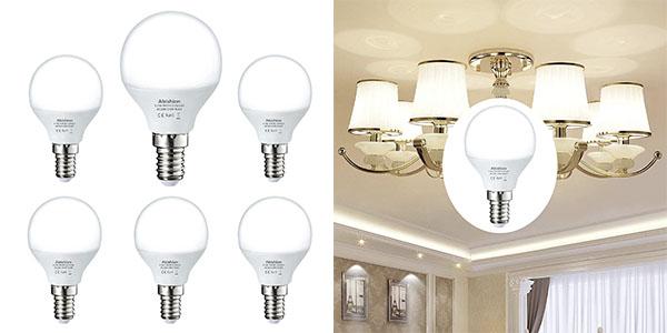 Abishion bombillas LED E14 baratas