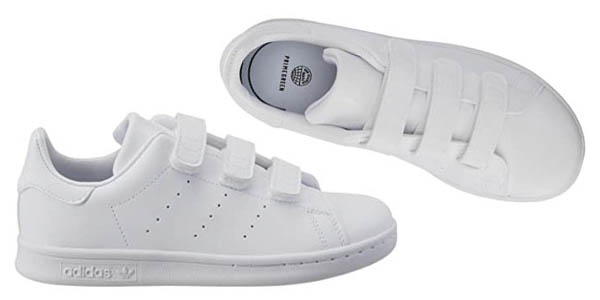 Adidas Stan Smith CF infantiles oferta