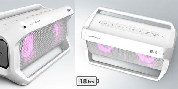 Altavoz LG XBOOM Go Bluetooth de 20 W barato
