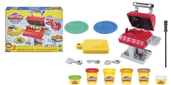 Play-Doh Kitchen Creations Grill 'n Stamp Barbacoa barata en Amazon