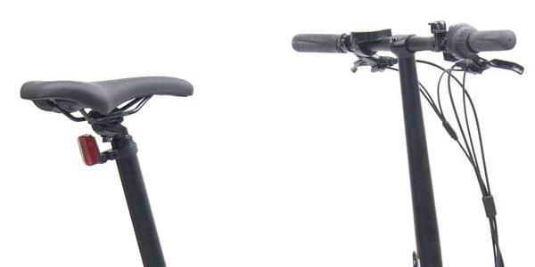 Bicicleta eléctrica plegable Xiaomi Mi Smart Electric Folding Bike (e-bike) chollo en Amazon
