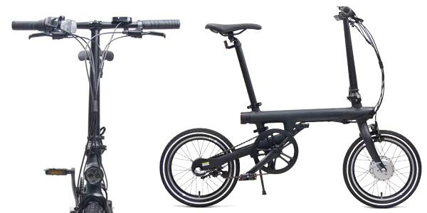 Bicicleta eléctrica plegable Xiaomi Mi Smart Electric Folding Bike (e-bike) barata en Amazon