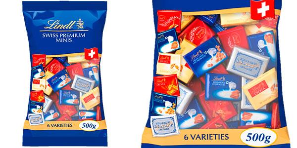 Chollo Bolsa de Napolitanas de chocolate Lindt de 500 g