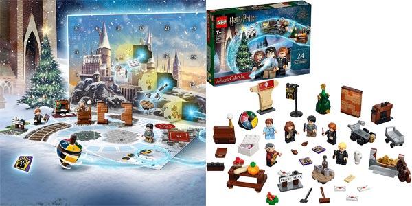 Calendario de Adviento de 2021 Harry Potter LEGO 76390 barato en Amazon