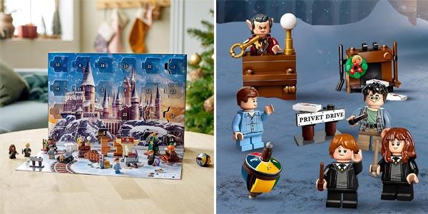 Calendario de Adviento de 2021 Harry Potter LEGO 76390 chollo en Amazon