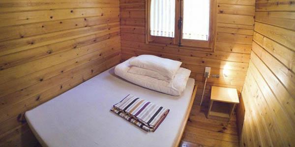 Camping Fontfreda Castellar Riu bungalow barato