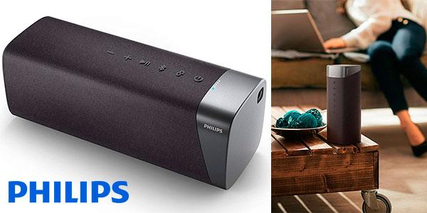 Chollo Altavoz inalámbrico Philips TASS3505 con Bluetooth