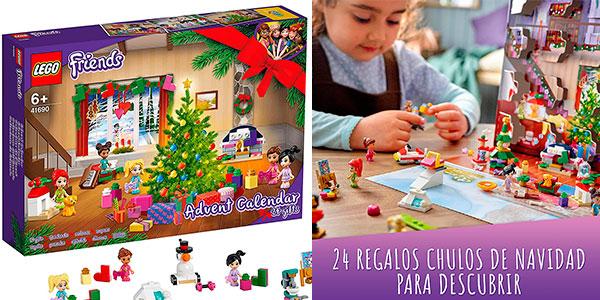 Chollo Calendario de Adviento 2021 de LEGO