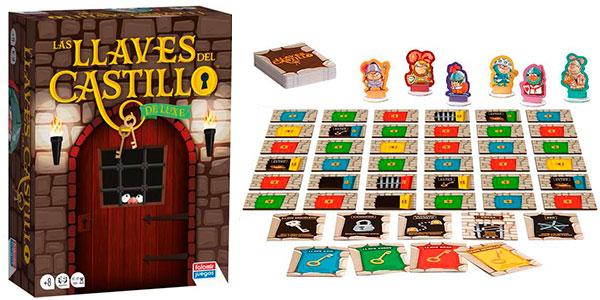 Chollo Juego de mesa Las Llaves del Castillo de Luxe