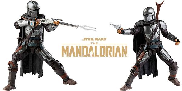 Chollo Figura The Mandalorian de Star Wars The Black Series
