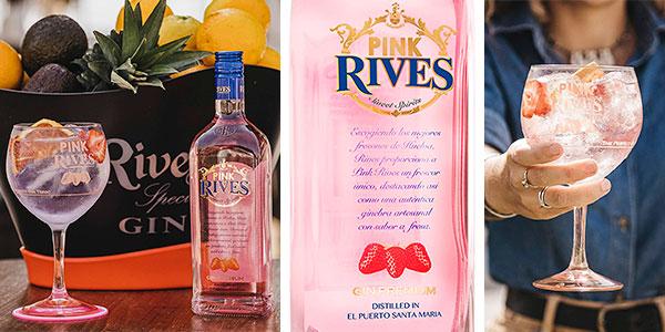 Chollo Ginebra Rives Pink de 700 ml
