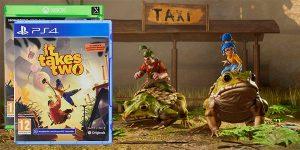 Chollo It Takes Two para PS4 y Xbox One al mejor precio