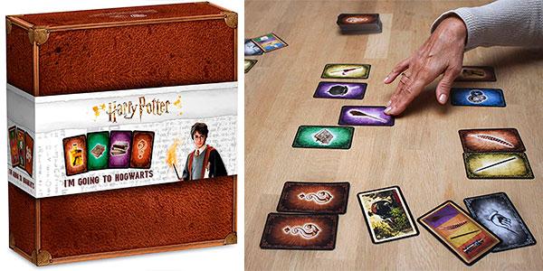 Chollo Juego de Cartas Harry Potter I'm Going to Hogwarts