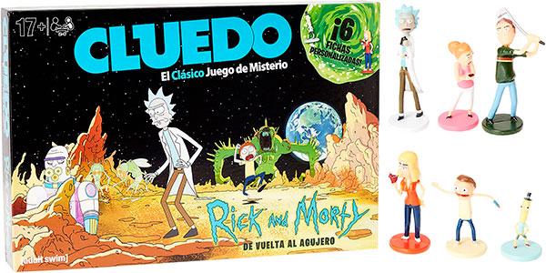 Chollo Cluedo Rick y Morty